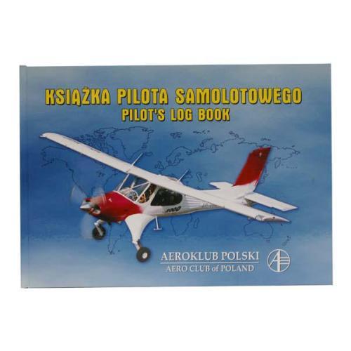 ksiazka pilota samolotowego